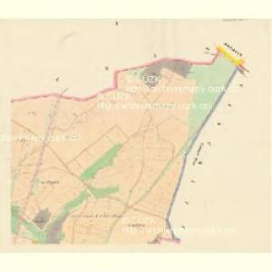 Ob: Lukawitz (Horegssi Lukawice) - c2094-1-002 - Kaiserpflichtexemplar der Landkarten des stabilen Katasters