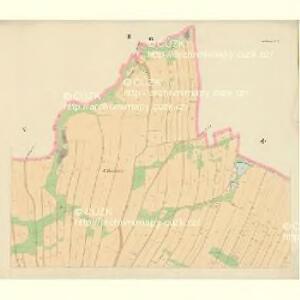 Lischau - c4150-1-002 - Kaiserpflichtexemplar der Landkarten des stabilen Katasters