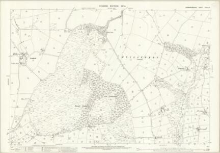 Caernarvonshire XXXIX.10 (includes: Botwnnog; Tudweiliog) - 25 Inch Map