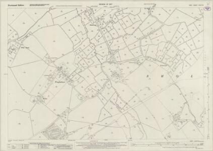 Kent XLVIII.15 (includes: Northbourne; Sholden; Worth) - 25 Inch Map