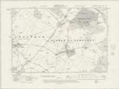 Hampshire & Isle of Wight XXVI.NW - OS Six-Inch Map
