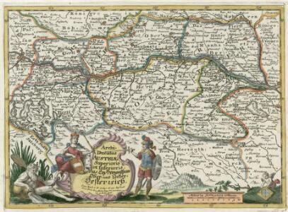 Archi-Ducatus Austriae Superioris et Inferioris