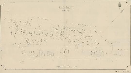 Balmain, Sheet 14, 1888