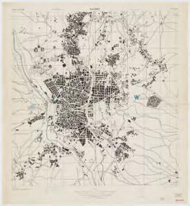 Madrid : city plan