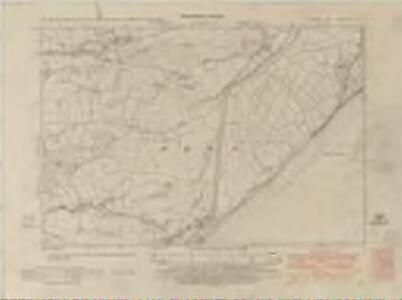 Sussex LIX.NW - OS Six-Inch Map