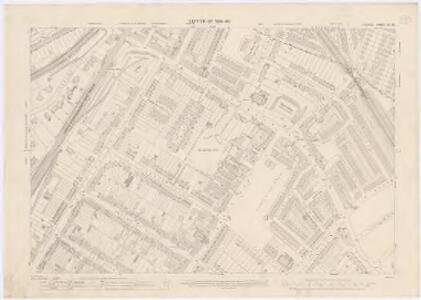 London XV.38 - OS London Town Plan