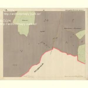 Aussergefild - c3755-1-012 - Kaiserpflichtexemplar der Landkarten des stabilen Katasters