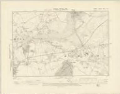 Dorset XXXV.NW - OS Six-Inch Map