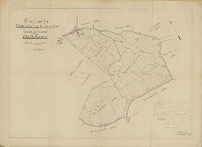 Oude polders lozende op de haven van Middelharnis, gemeente Middelharnis, Sommelsdijk en Nieuwe-Tonge.