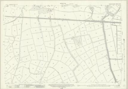 Monmouthshire XXXIV.2 (includes: Llan Wern; Nash; Newport; Whitson) - 25 Inch Map