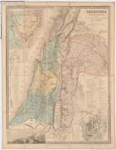 Palestine ancienne & moderne d'après les sources les plus authentiques