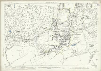 Kent II.12 (includes: Erith) - 25 Inch Map