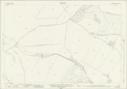 Oxfordshire L.5 (includes: Benson; Ewelme; Swyncombe) - 25 Inch Map