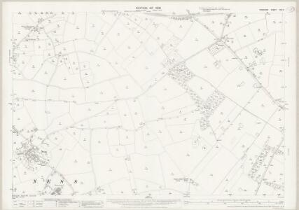 Cheshire XXX.3 (includes: Burton; Ness; Neston cum Parkgate; Willaston) - 25 Inch Map