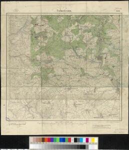 Meßtischblatt 3321 : Dachsenhausen, 1905