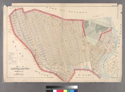 Part of Long Island City, Ward No. 2.