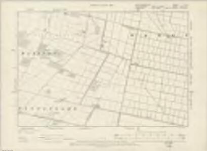 Nottinghamshire I.SE - OS Six-Inch Map