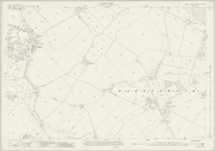Essex (New Series 1913-) n XXXV.3 (includes: Coggeshall; Stisted) - 25 Inch Map
