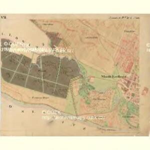 Erdberg - m0892-1-007 - Kaiserpflichtexemplar der Landkarten des stabilen Katasters