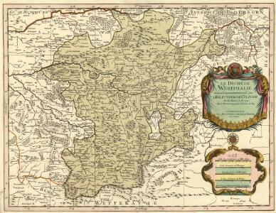 Le Duché de Westphalie