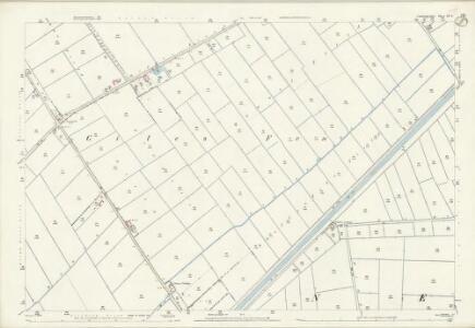 Cambridgeshire IV.5 (includes: Newton; Tydd St Giles) - 25 Inch Map