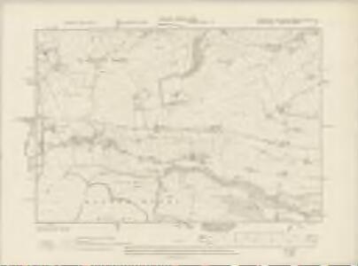 Yorkshire CCXCIII.NE - OS Six-Inch Map