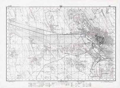 Lambert-Cholesky sheet 4974 (Iaşi)