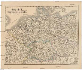 Bojiště francouzsko-německé