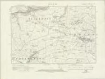 Derbyshire XXII.NE - OS Six-Inch Map