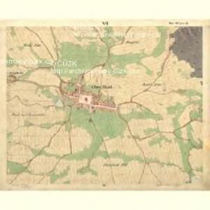 Ober Haid - c2038-1-006 - Kaiserpflichtexemplar der Landkarten des stabilen Katasters