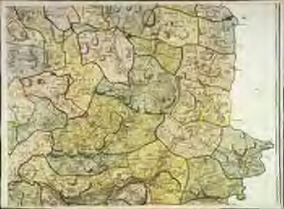 A topographical map of Hartford-Shire, 6