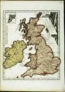 General=Karte von Grossbritannien und Ireland