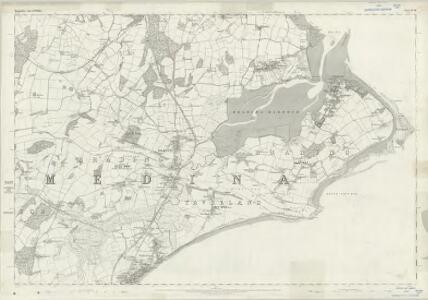 Hampshire & Isle of Wight XCVI - OS Six-Inch Map