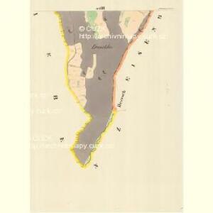 Mirotein (Merotine) - m1814-1-003 - Kaiserpflichtexemplar der Landkarten des stabilen Katasters