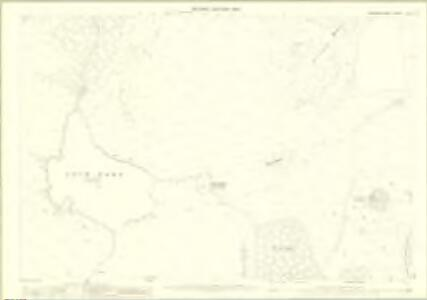 Inverness-shire - Mainland, Sheet  054.10 - 25 Inch Map