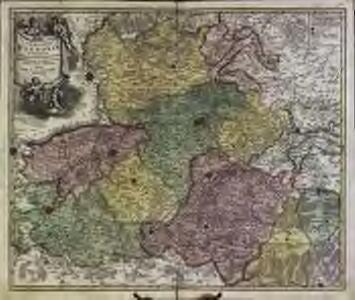Comitatûs Hannoniæ in suas quasque castellanias balliviatvs præfecturas et territoria accuratè divisi descriptio