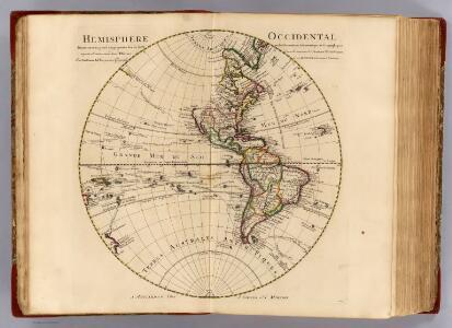 Hemisphere Occidental.
