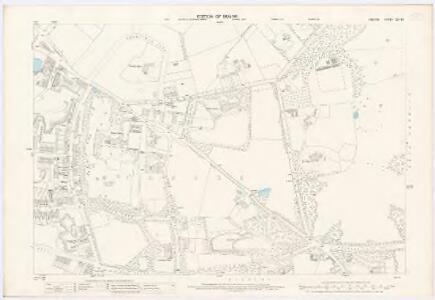 London XVI.55 - OS London Town Plan