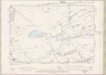 Lanarkshire Sheet III.NE - OS 6 Inch map