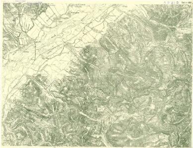 III. vojenské mapování 4460/2