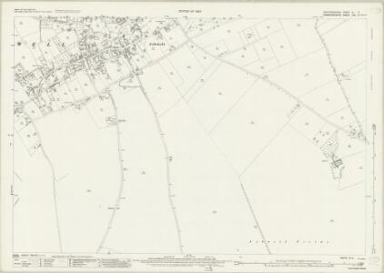 Hertfordshire IV.9 (includes: Ashwell; Guilden Morden; Steeple Morden) - 25 Inch Map