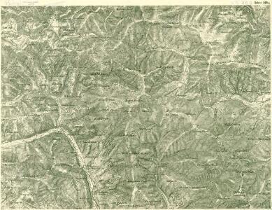 III. vojenské mapování 4465/3