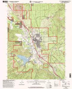 City of Mount Shasta