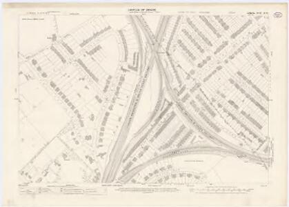 London XV.57 - OS London Town Plan
