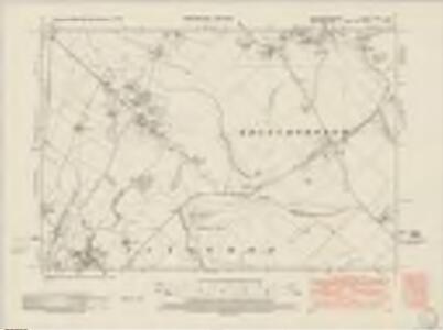 Buckinghamshire XXX.NW - OS Six-Inch Map
