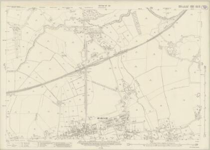 Essex (New Series 1913-) n XLII.13 (includes: Harlow; Netteswell; Sawbridgeworth) - 25 Inch Map