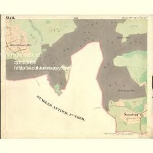 Stadln - c7347-1-027 - Kaiserpflichtexemplar der Landkarten des stabilen Katasters