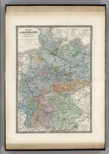 L'Allemagne Occidentale.