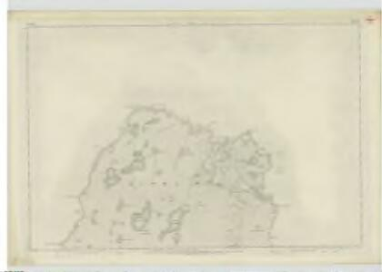Ross-shire & Cromartyshire (Mainland), Sheet XIIA - OS 6 Inch map