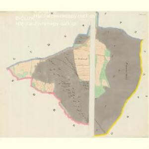 Wrczow - c8841-1-001 - Kaiserpflichtexemplar der Landkarten des stabilen Katasters